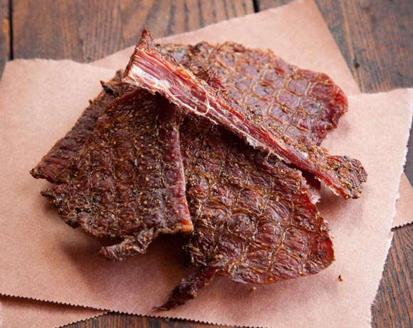 Hot & Spicy Homemade Jerky